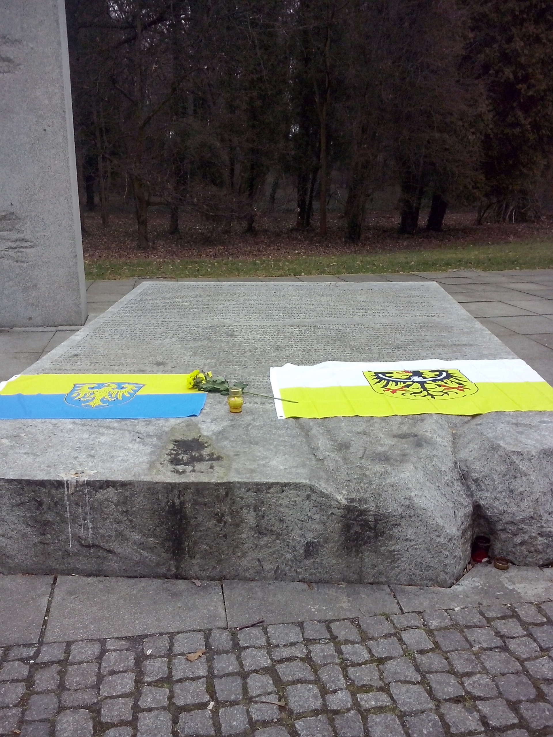 Obchody dnia Ofiar Tragedii Śląskiej we Wrocławiu